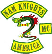 Nam Knights Tri-Boro Chapter Motorcycle Club