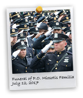 Funeral of Police Officer Miosotis Familia (7/12/2017)