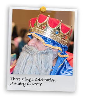 Three Kings Celebration 2018