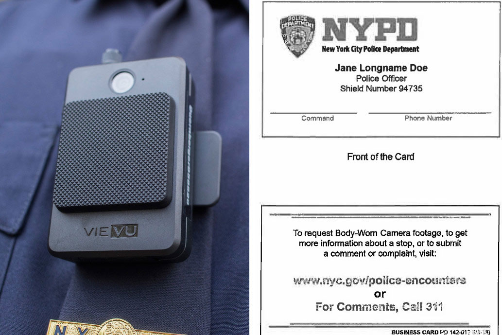 Nyc pba getting stopped by the nypd now includes getting a getting stopped by the nypd now includes getting a business card reheart Choice Image