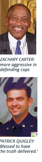 NYC PBA - Corp  Counsel Unit Defending Cops Wins 85% of Cases Going