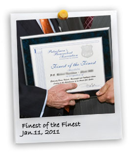 Finest of the Finest (1/11/2011)
